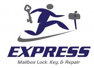 Express Mailbox Lock, Key & Repair